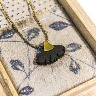 Collier HIME-MINI-MARU-GINKO