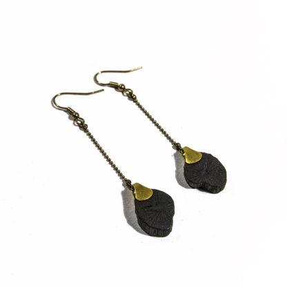 Boucles d'oreilles MINI-HIME-SASHI-BILLE