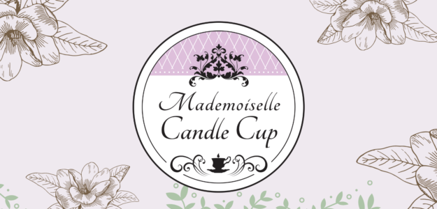 Mademoiselle Candle-Cup