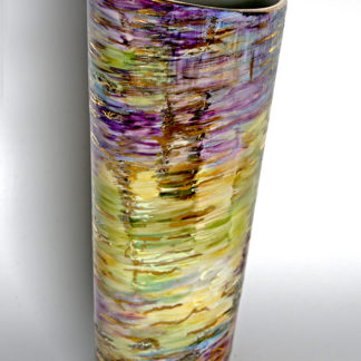 VaseModerne Ht.22cm/Larg10cm